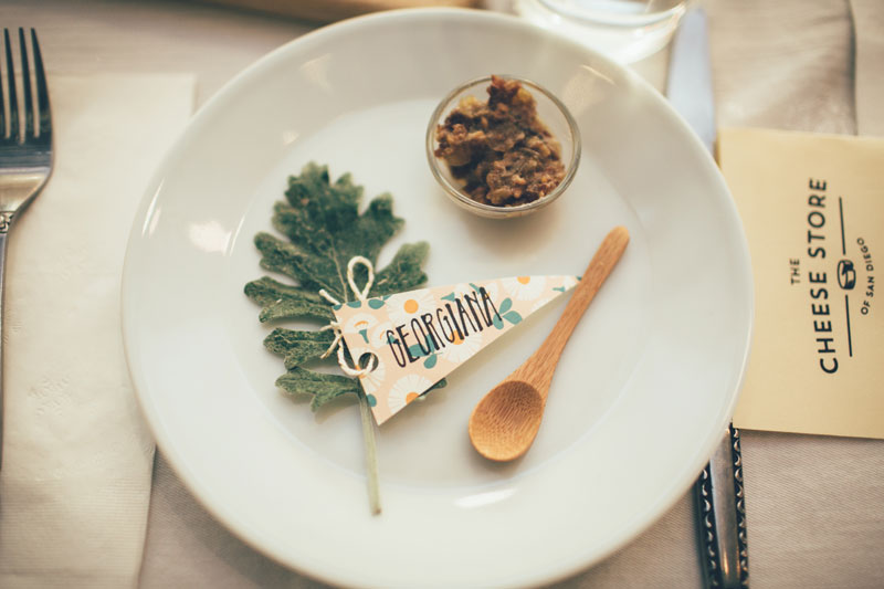 For the amuse bouche, I made a little bacon jam (recipe here)...  photo credit: Chantal Pasag | Pasagraphy